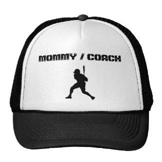 Baseball / Softball Coach Hat for the Mother
