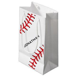 Baseball Softball Design Gift Bag Small Gift Bag