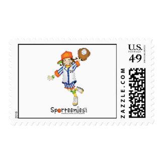 Baseball/Softball Postage Stamps!