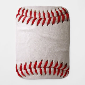 Baseball Sports Burp Cloth