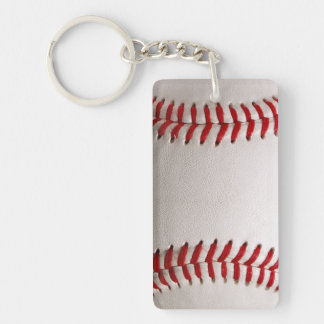 Baseball Sports Key Ring