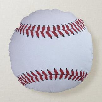 Baseball Sports Round Cushion
