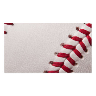 Baseball - Sports Template Baseballs Background Pack Of Standard Business Cards
