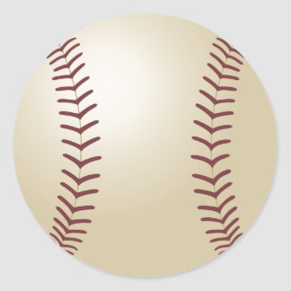 Baseball Sticker