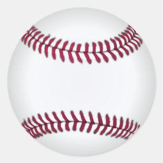Baseball Sticker