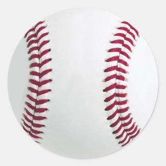 Baseball stickers