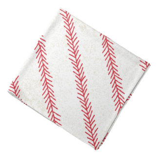 Baseball Stitch Bandanna