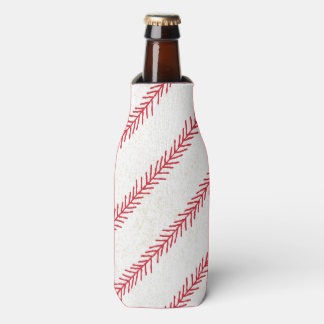 Baseball Stitch Bottle Cooler
