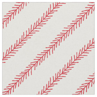 Baseball Stitch Cotton Fabric