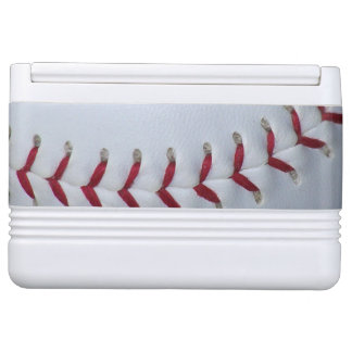 Baseball Stitches Igloo Cooler
