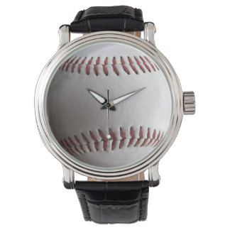 Baseball Stitches Watch