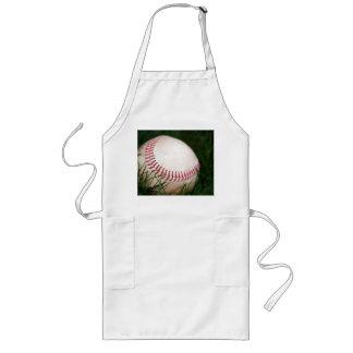 Baseball Stitching Long Apron