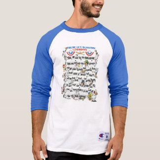 Baseball Take Me Out to the Ballgame Shirt