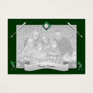 Baseball Team Card
