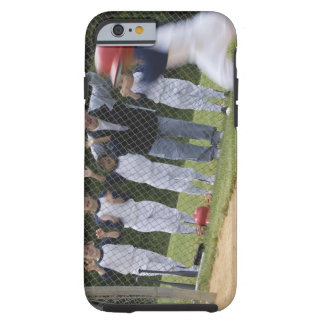 Baseball team tough iPhone 6 case