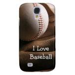 Baseball Theme Galaxy S4 Case