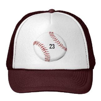 Baseball Theme hat