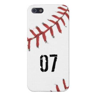 Baseball Theme iPhone 5/5S Cover