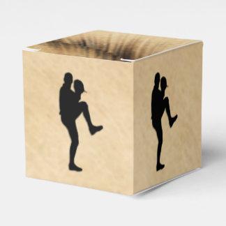 Baseball Theme Wedding Favour Box