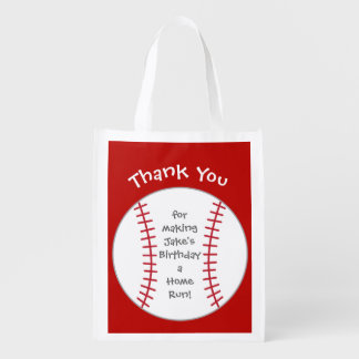 Baseball Themed Party Bags- Birthday Party