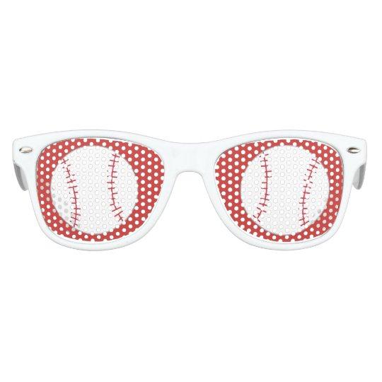 Baseball Themed Sunglasses- Party Favour Kids Sunglasses