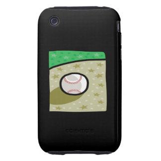 Baseball Tough iPhone 3 Case