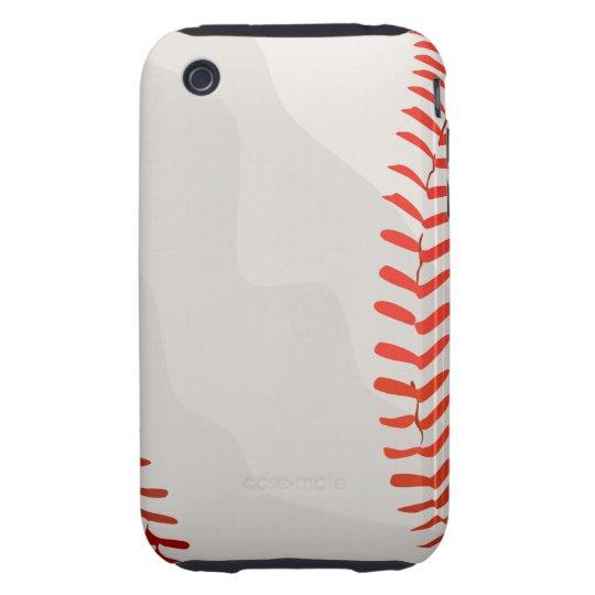 Baseball Tough iPhone 3 Cover