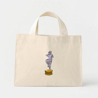 Baseball Trophy Tote Bag