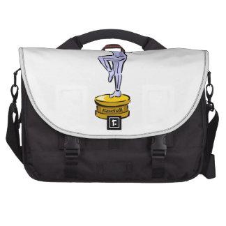 Baseball Trophy Computer Bag