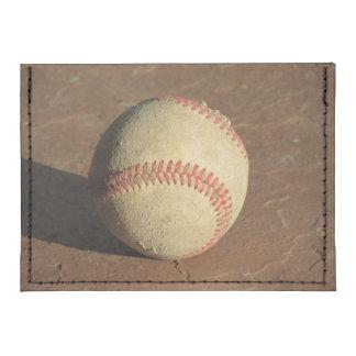 Baseball Tyvek® Card Case Wallet