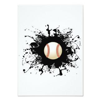 Baseball Urban Style Card