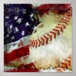 Baseball USA Print