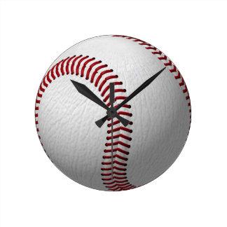 Baseball Wallclocks