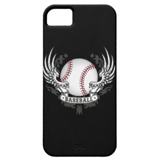 Baseball Wings iPhone 5 Cases