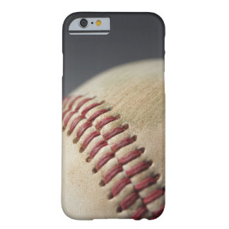 Baseball with impact mark. barely there iPhone 6 case