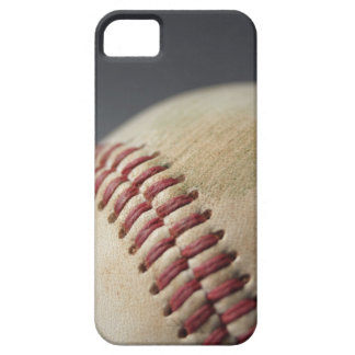Baseball with impact mark. iPhone 5 case