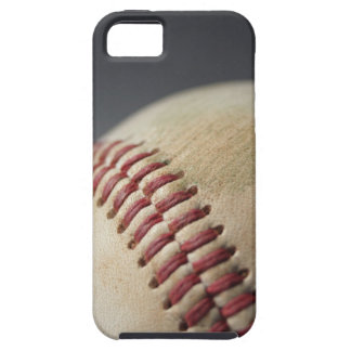 Baseball with impact mark. iPhone 5 cover