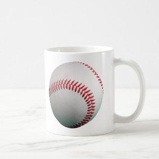 Baseball with Red Stitching Coffee Mug