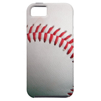 Baseball with Red Stitching iPhone 5 Case