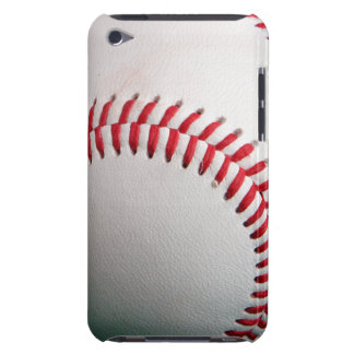 Baseball with Red Stitching iPod Touch Case-Mate Case