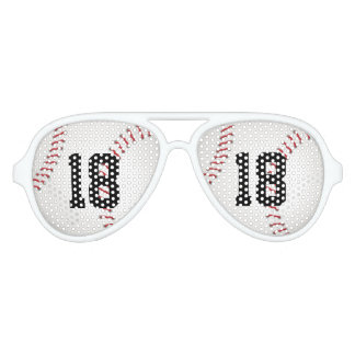 Baseball with your own number   Sports Gift