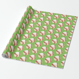 Baseball Wrapping Paper