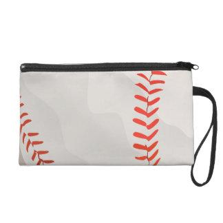 Baseball Wristlets
