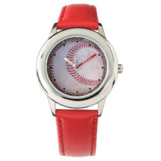 Baseball Wristwatches