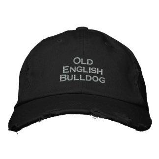 Baseballcap old English Bulldog Embroidered Baseball Cap