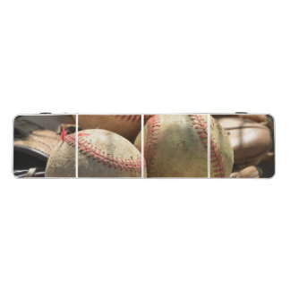 Baseballs and Glove Beer Pong Table