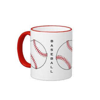 Baseballs Mug