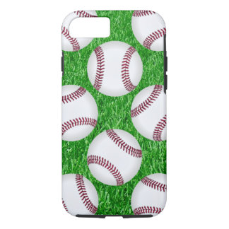Baseballs On Lawn iPhone 8/7 Case