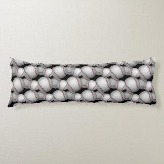 Baseballs Pattern Body Cushion