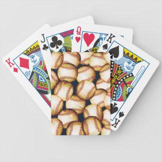 BASEBALLS Playing Cards